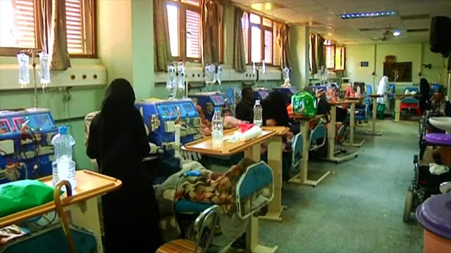 Bloqueo saudí contra Yemen agrava crisis humanitaria