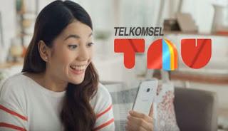 Cara Daftar Paket TAU Telkomsel Bulanan
