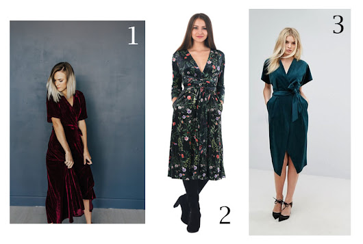 9 Pretty Christmas Dress Options for Women