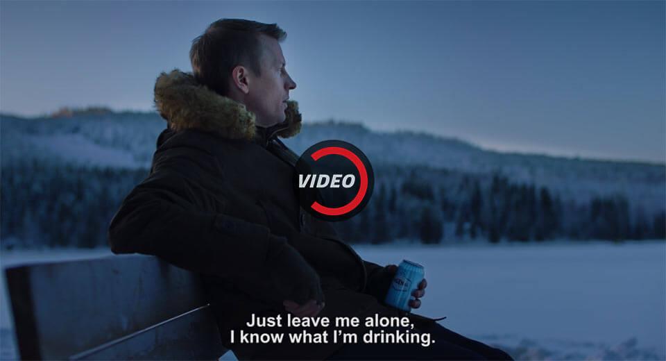 Leave Him Alone, Kimi Raikkonen Knows What He's Drinking