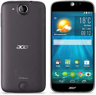 Spesifikasi dan Harga HP Acer Liquid Jade S S56