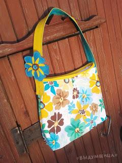 летняя сумка для девочки