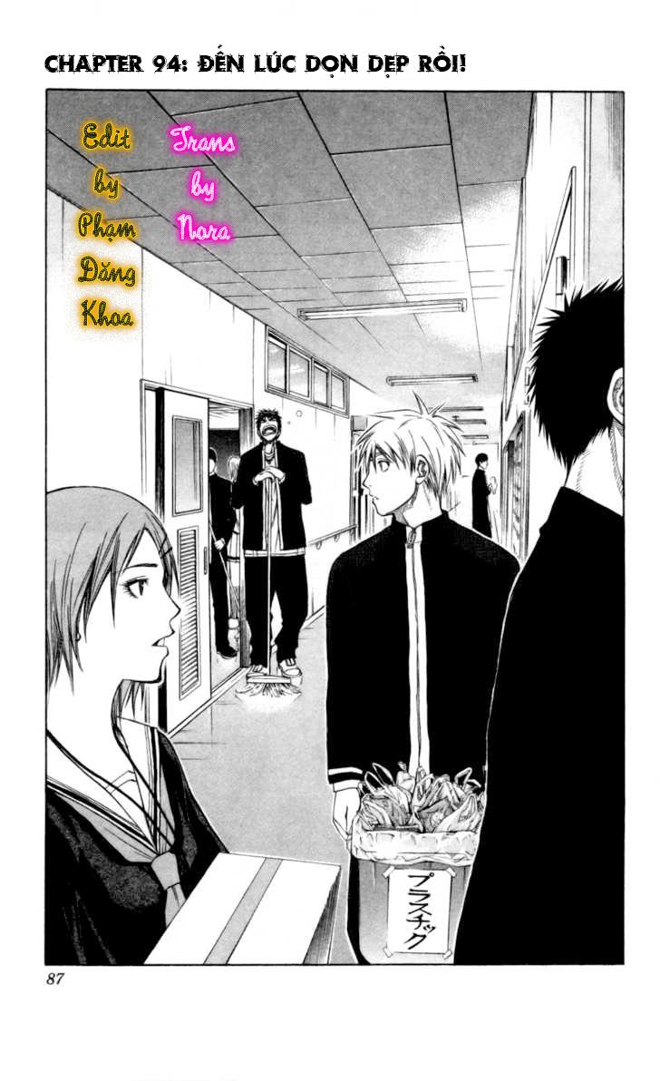 Kuroko No Basket chap 094 trang 3