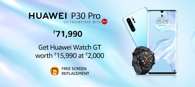 Buy the Huawei P30 Pro Online at Amazon India