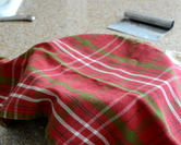 cover loosely with a clean kitchen towel