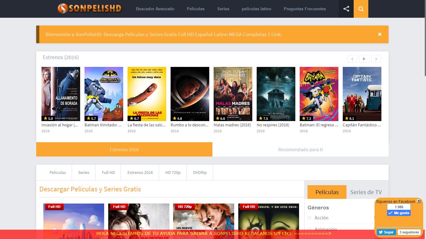 Descargar Películas Gratis En Full HD Español Latino