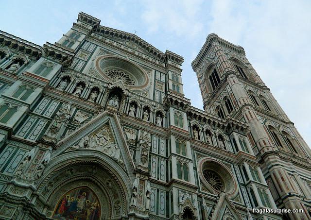Fachada do Duomo de Florença