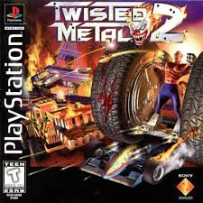 ROMs - Twisted Metal 2 (Português) - PS1 - ISOs Download