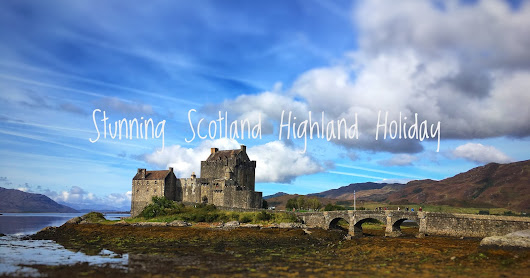Stunning Scottish Highlands Holiday | Torridon Scotland