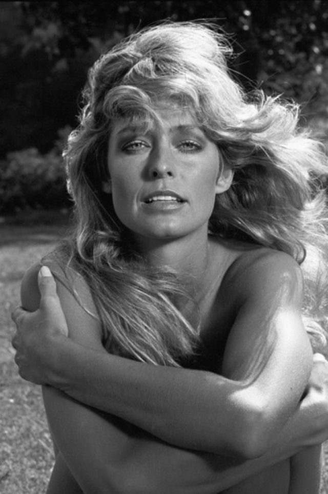 Portraits Of Sexy Young Farrah Fawcett Taken By Bruce -1637
