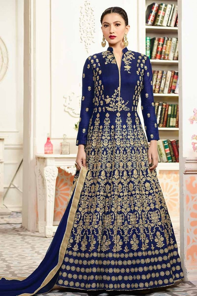 357a0e603c Anarkali suits are slowly and graciously covering up the world ...
