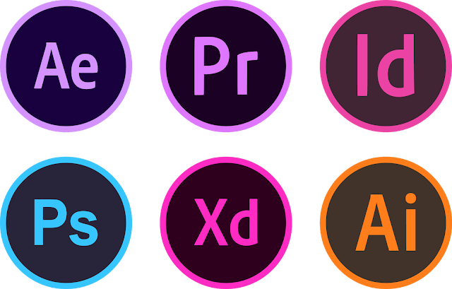 download icons adobe illustrator photoshop premiere pro after effects adobe XD InDesign svg eps png psd ai logo vector color free 2019 #download #logo #Adobe #svg #eps #png #psd #ai #vector #color #free #art #vectors #vectorart #icon #logos #icons #socialmedia #photoshop #illustrator #InDesign #design #Premiere