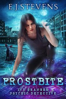 Frostbite Ivy Granger Psychic Detective by E.J. Stevens