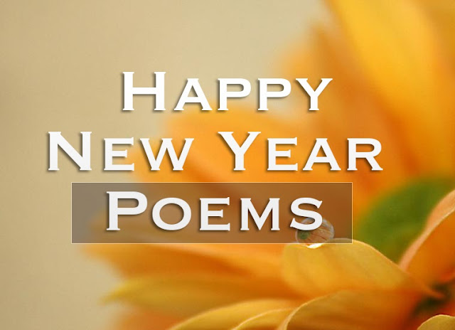 HAPPY NEW YEAR 2018 POEMS