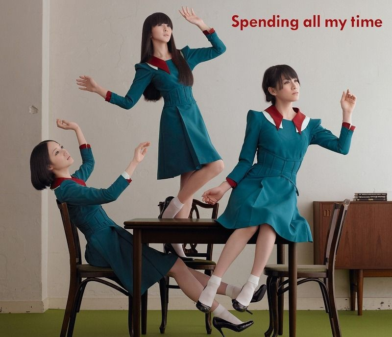 Perfume spending all my time album (download mp30 | download.