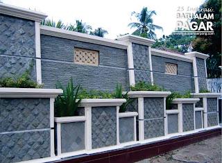 jual batu alam dinding pagar