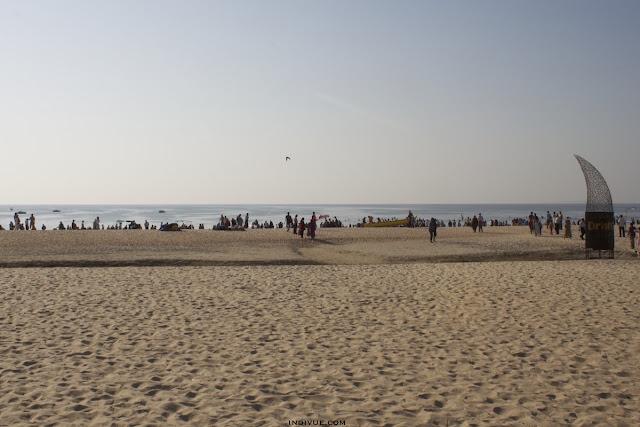 Colva Beach Etelä-Goassa, Indivue Photography, NS2017