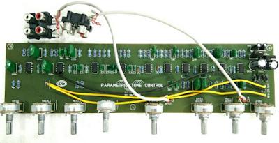 tone control parametrik dengung