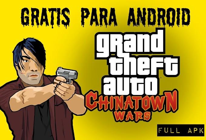 Descargar GTA Chinatown Wars Gratis | Android