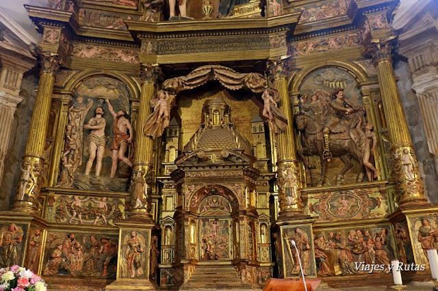 Colegiata de Santa María la Mayor, Salas, Asturias