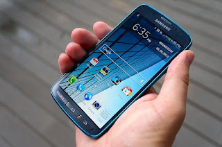 Cara Flashing Samsung Galaxy S4 Active GT-I9295 Via Odin