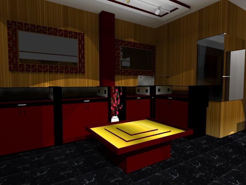 Dise o de interiores escuela de arte de motril proyecto - Proyecto de diseno de interiores ...