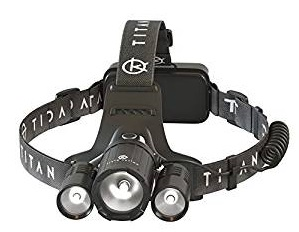 Titan Rechargeable LED Headlamp