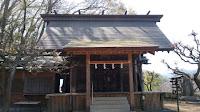 高尾天神社 社殿