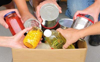 Διανομή τροφίμων από το Κοινωνικό Παντοπωλείο του Δήμου Ηγουμενίτσας