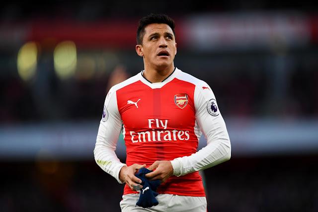 Arsenal Harapkan Alexis Sanchez Untuk Tetap Bersama Klub Melewati Januari