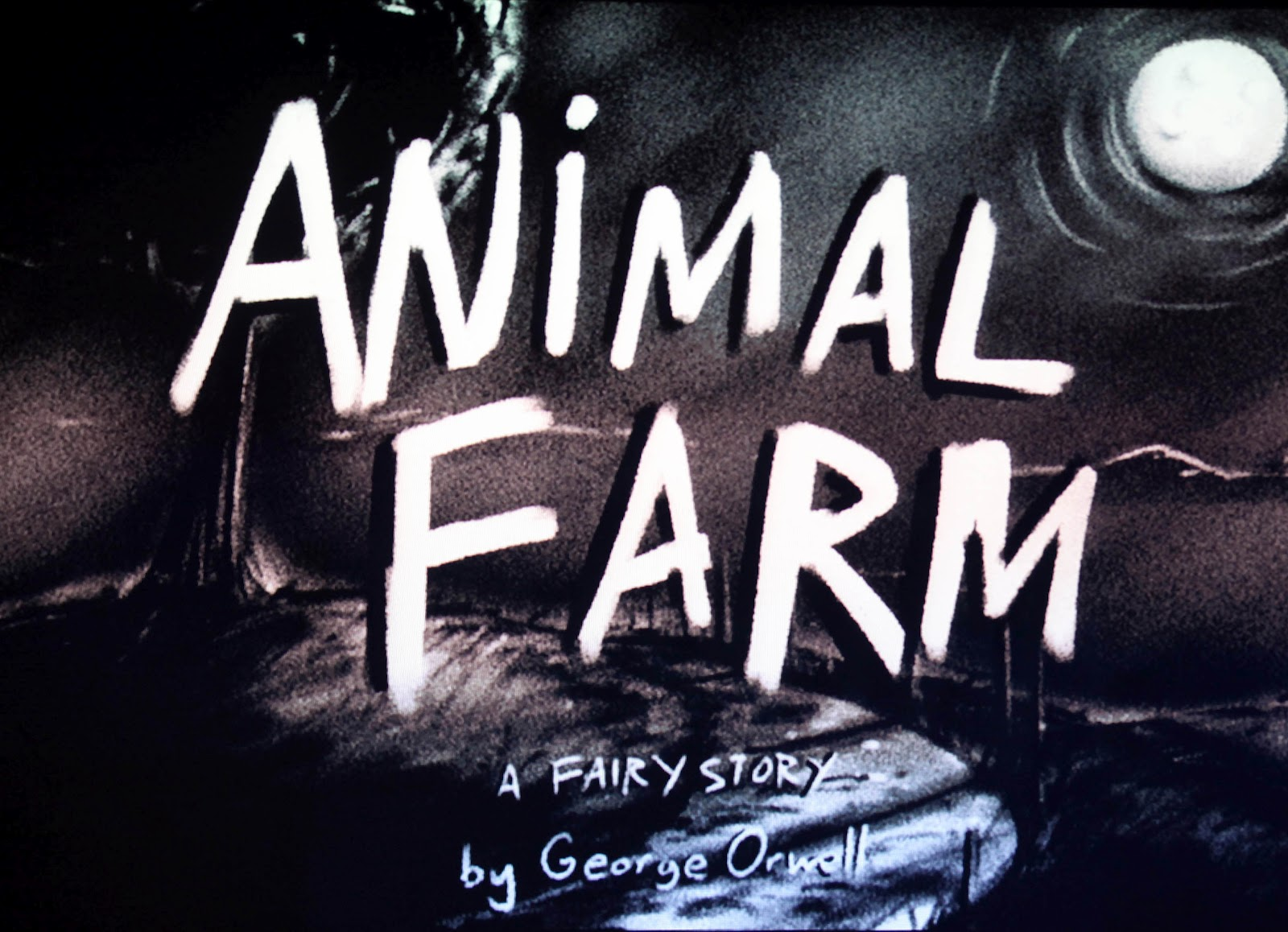 "animal farm communism through the eyes of Essential question – animal farm  of the communist party  ""a small hut about twelve feet (36m) square - with a door through which a medium-sized man can only go by stooping - the floor made of earth, the ceiling so low that a tall man cannot stand upright, tiny windows letting in little light    the whole building."