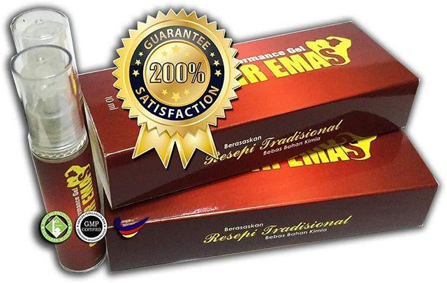 kedai produk adam dan hawa gambir emas performance gel 4in1