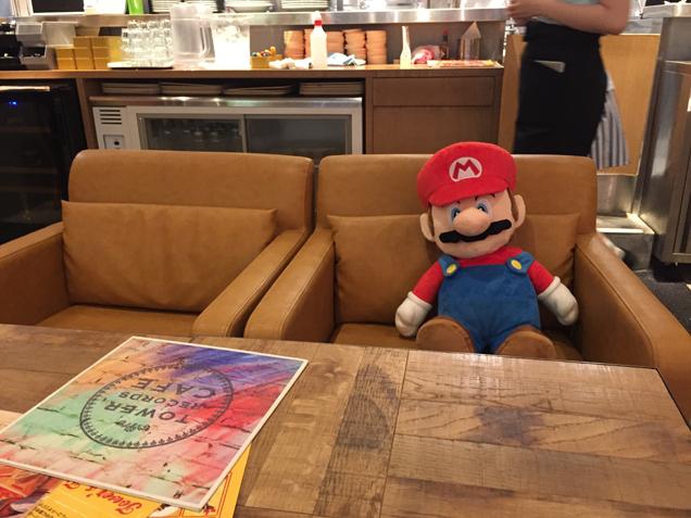 Ninjas 4 Asia: Made in Japan: Super Mario Café en Shibuya