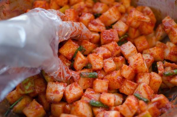 Resepi Kkakdugi Kimchi Sallysamsaimancom