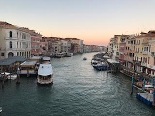 Grand Canal Venice in Veneto