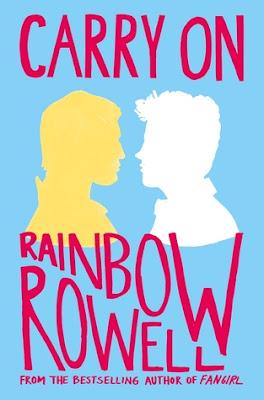 Resultado de imagen para carry on rainbow rowell