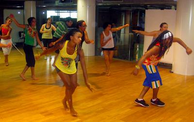 Batucada barcelona cursos alex rosa Ketubara espectáculo fiestas curso samba