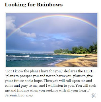 Looking for Rainbows