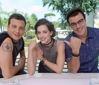 Vídeo Show tem Sophia Abrahão como apresentadora da bancada