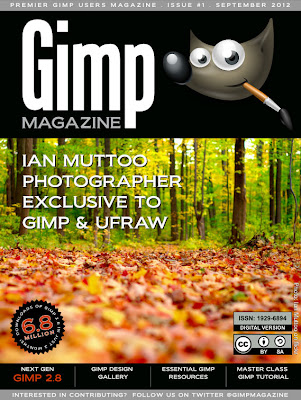 GIMP Magazine Issue 1