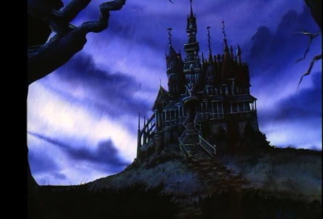 Película de animación basada en The Halloween Tree
