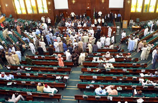 House of Representatives rowdy session