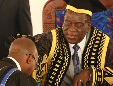 Presidente de Zimbabue exige planes para beneficio de población