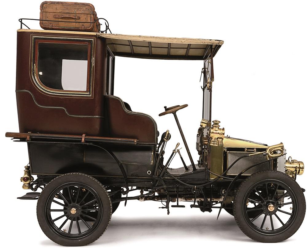 MyRokan: The Earliest Cars
