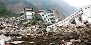 4 Solusi Ketika Gempa Bumi Terjadi Saat Berada di Dalam Rumah