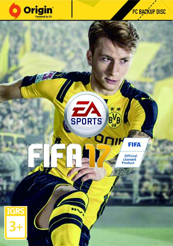 FIFA 17 Download Cover Free Game