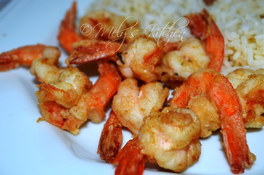 Mely\'s Kitchen Shrimp Tempura - Mely\'s kitchen