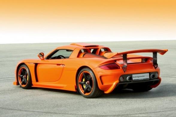 2009 Konigseder Porsche Carrera Gt Car Specifications