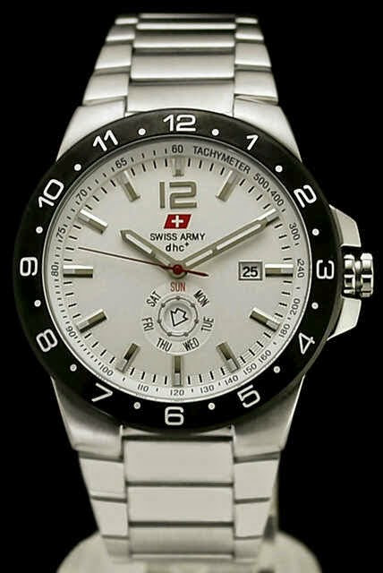 SWISS ARMY SA2020 (DHC+) ~ Harmoni Inc