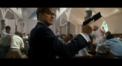 Review dan Sinopsis Kingsman: The Secret Service (2015)